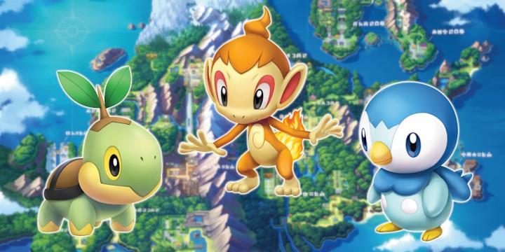 Newsbild zu Pokémon Strahlender Diamant und Leuchtende Perle – Details zu EP-Teiler, Auto-Save-Funktion, Touchscreen-Unterstützung und mehr