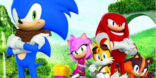 Newsbild zu Neues Video zeigt Beta-Version von Sonic Boom: Lyrics Aufstieg