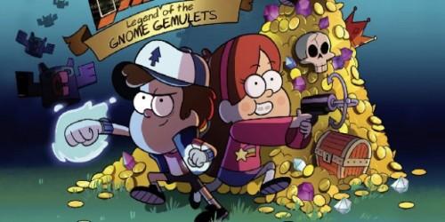 Newsbild zu Gravity Falls: Die Legende der Zwergenjuwulette für den 3DS angekündigt