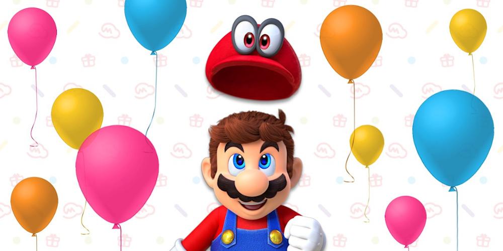 Geburtstag Mario
