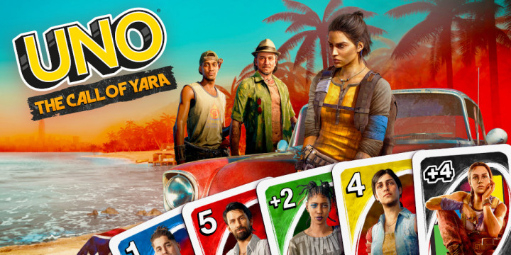 Newsbild zu Karten kloppen in der Welt von Far Cry 6: The Call of Yara-DLC für Kartenspiel UNO ab sofort erhältlich