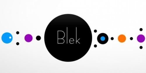 Newsbild zu Wii U eShop-Spieletest: Blek