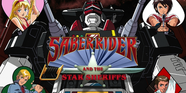 Newsbild zu Saber Rider and the Star Sheriffs: Stretch Goal erreicht und Kickstarter-Kampagne beendet