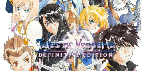 Newsbild zu Auslieferungsmenge von Tales of Vesperia: Definitive Edition knackt 500.000-Marke