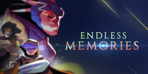Newsbild zu 2D-Action-Adventure Endless Memories startet Kickstarter-Kampagne