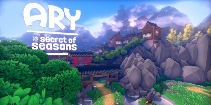 Newsbild zu Ein Blick hinter die Kulissen: Game Designer von Ary and the Secret of Seasons im Interview zu der Entwicklung und den Inspirationen