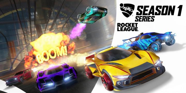 Newsbild zu Rocket League: Neue Season 1-Gegenstände erscheinen heute