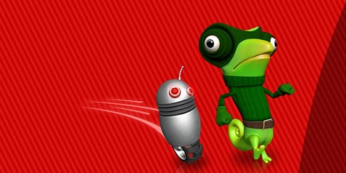 Newsbild zu Wii U eShop-Spieletest: Spy Chameleon
