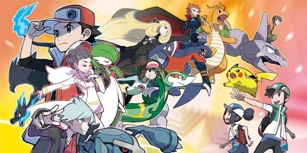 Newsbild zu Pokémon Masters erhält großes Update mit neuen Inhalten
