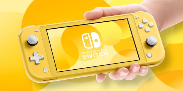 Newsbild zu Neue Werbespots bewerben die Nintendo Switch Lite und Luigi's Mansion 3