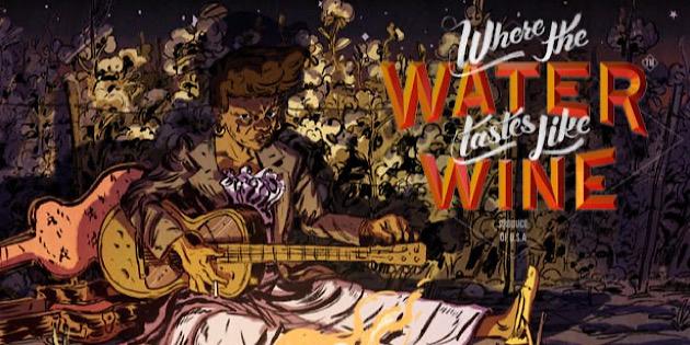 Newsbild zu Where the Water Tastes Like Wine erscheint am 29. November für Nintendo Switch – Trailer zur Konsolenversion erschienen