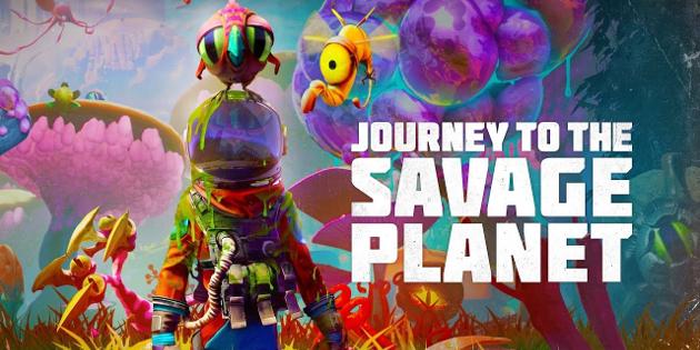 Newsbild zu Play Asia listet Journey to the Savage Planet für die Nintendo Switch samt Cover