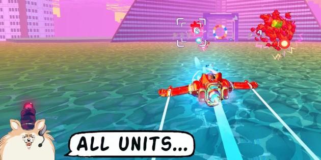 Newsbild zu Astrodogs: Von der Star Fox-Reihe inspiriertes Spiel für die Nintendo Switch angekündigt