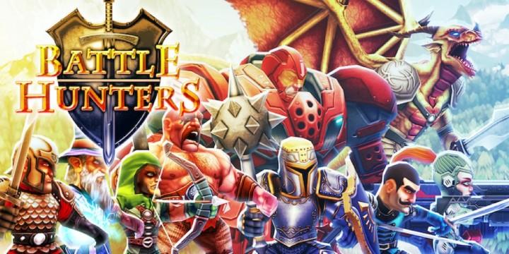 Newsbild zu Verspätung bei der Heldengruppe – Battle Hunters erscheint erst Anfang November für die Nintendo Switch