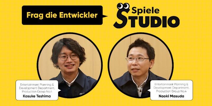 """Newsbild zu """"Frag die Entwickler""""-Reihe: Teil 1 über Spielestudio nun auch auf Deutsch verfügbar"""