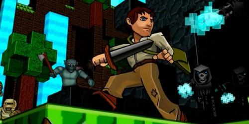 Newsbild zu 3DS eShop-Spieletest: Cube Creator 3D