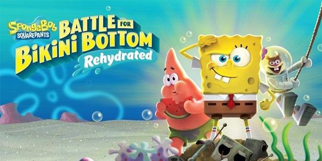 Newsbild zu Neue Details zum Mehrspielermodus von SpongeBob Schwammkopf: Battle for Bikini Bottom - Rehydrated bekannt