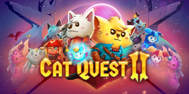 Newsbild zu Demo zu Cat Quest II ab jetzt in Europa verfügbar