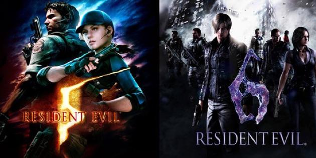 Newsbild zu Resident Evil 5 und 6 erhalten Gyro-Steuerung auf der Nintendo Switch
