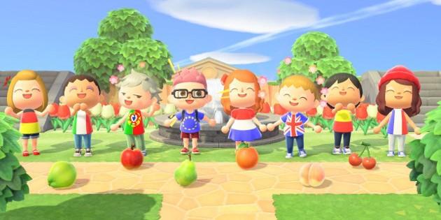 Newsbild zu Geschichten von Croissant Island und Co. – Nintendo of Europe bewirbt Animal Crossing: New Horizons einfallsreich auf Twitter