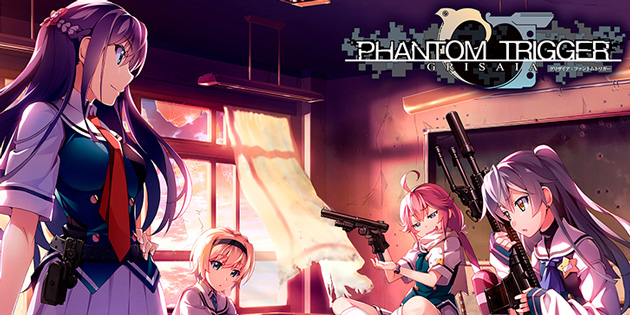 Newsbild zu Grisaia Phantom Trigger Vol. 3 erscheint diesen Monat für die Nintendo Switch – Vol. 4 folgt noch im Sommer