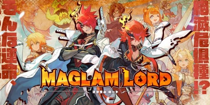 Newsbild zu Für RPG-Fans: Maglam Lord in Japan für die Nintendo Switch angekündigt