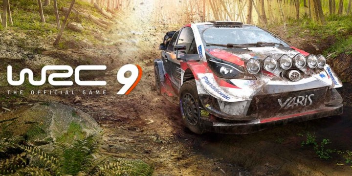 Newsbild zu Fährt WRC 9 am 11. März endlich auf der Nintendo Switch ein?
