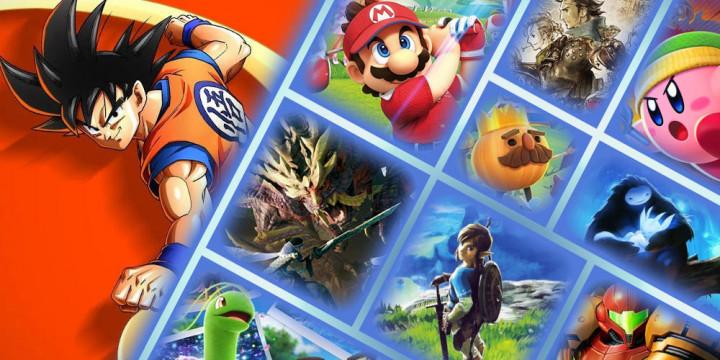 Newsbild zu Diese Nintendo Switch-Spiele erwarten euch in dieser Woche (KW 38/2021)