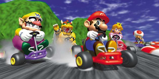 Newsbild zu Japan: HORI veröffentlicht Mario Kart Racing Wheel