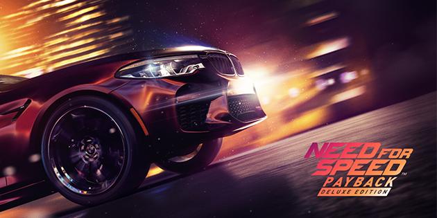 Need for Speed: Payback: Gameplay-Trailer auf der E3 2017 veröffentlicht