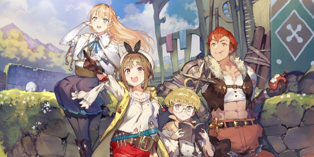Newsbild zu Atelier Ryza: Ever Darkness & the Secret Hideout präsentiert sich in neuen Gameplay-Trailern