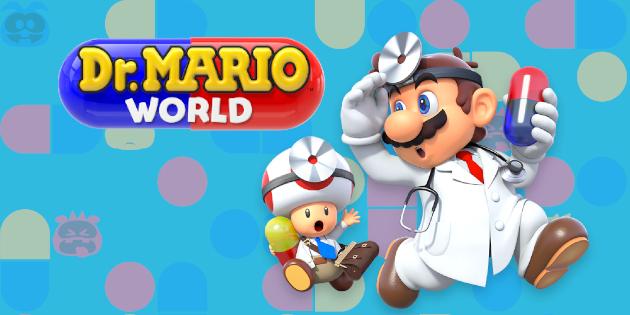 Newsbild zu Dr. Mario World: Neues Update erweitert das Spiel um weitere Doktoren, Assistenten und eine neue Welt