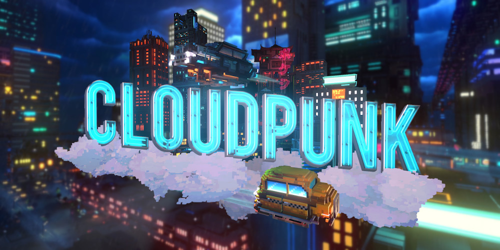 Cloudpunk – Logo