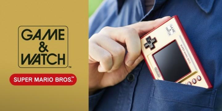 Newsbild zu Diese sechs Geheimnisse erwarten euch beim Spielen mit dem Game & Watch: Super Mario Bros.-System