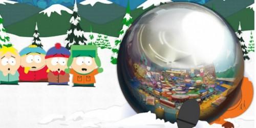 Newsbild zu Wii U eShop-Spieletest: South Park-Tische für Zen Pinball 2