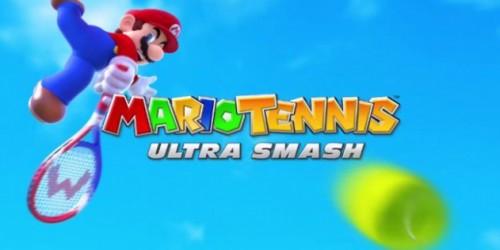 Newsbild zu So wird in Japan für Mario Tennis: Ultra Smash geworben