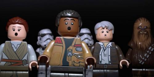 Newsbild zu Wii U-Spieletest: LEGO Star Wars: Das Erwachen der Macht