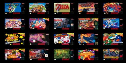 Newsbild zu SNES-Themenwoche // Spezial: Unsere Meinungen, Erfahrungen, Wünsche und Spieletests zu den SNES Mini-Spielen