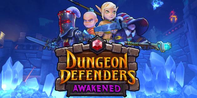 Newsbild zu Dungeon Defenders: Awakened erscheint im dritten Quartal für Nintendo Switch