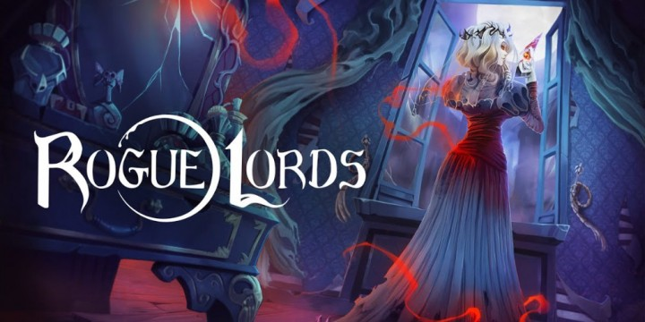 Newsbild zu Das Böse auf dem Vormarsch: Neuer Gameplay-Trailer zu Rogue Lords zeigt neue Spielszenen