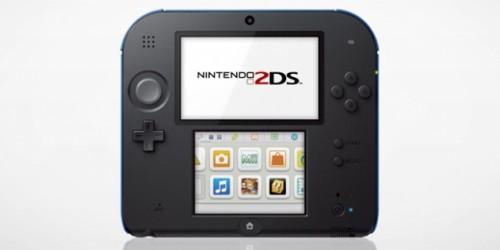 """Newsbild zu Nordamerika: Bundle mit Nintendo 2DS """"Electric Blue"""" und New Super Mario Bros. 2 erscheint im Sommer"""