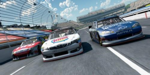 Newsbild zu NASCAR The Game: Inside Line für Wii hat einen Totalschaden
