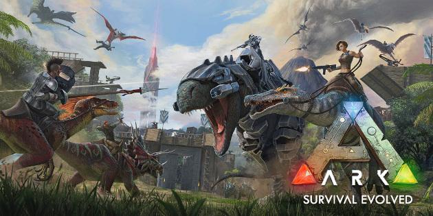 Good Amazon Gibt Erste Screenshots Zu ARK: Survival Evolved Für Nintendo Switch  Preis +12