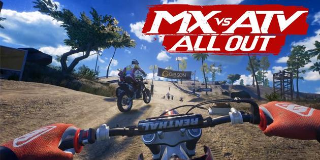 Newsbild zu Durch den Schmutz gefahren – MX vs. ATV All Out erscheint für Nintendo Switch