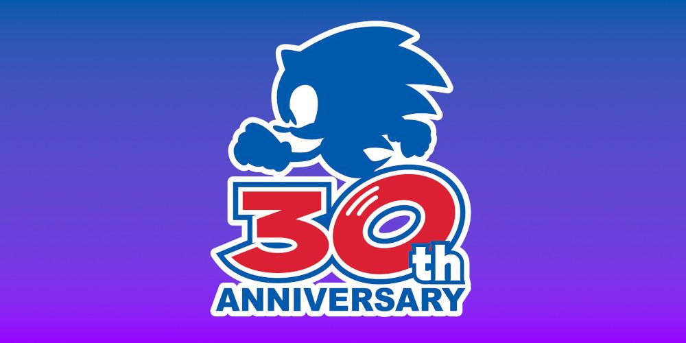 Sonic the Hedgehog - 30th Anniversary