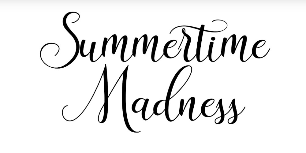 Summertime Madness - Title
