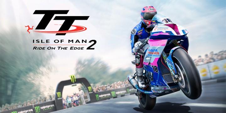 Newsbild zu Gewinnspielauflösung: Dieser Teilnehmer erhält mit der Handelsversion von TT Isle of Man: Ride on the Edge 2 und dem Zubehör für die Nintendo Switch den ultimativen Adrenalinkick