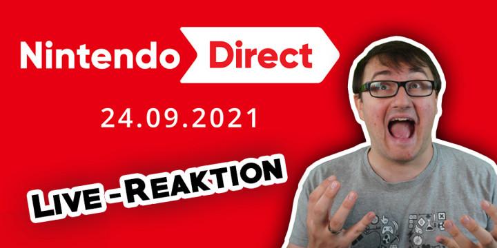 Newsbild zu Schaut mit Dennis live die Nintendo Direct vom 24. September 2021 an
