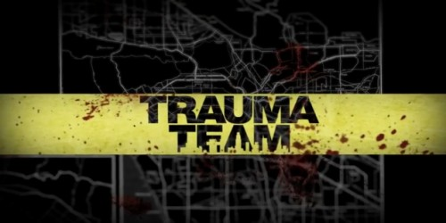 Newsbild zu Pilot zur Live-Action-TV-Serie von Trauma Team aufgetaucht