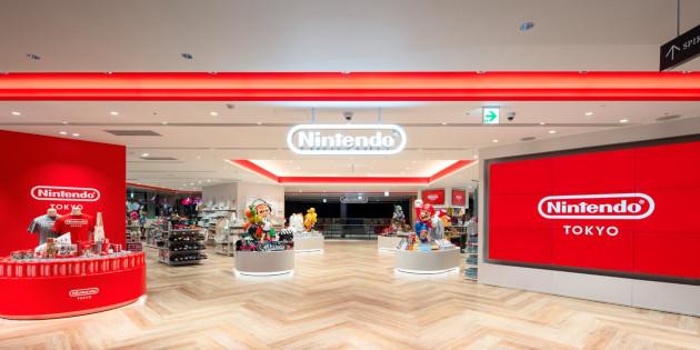 Newsbild zu Ein Ausflug ins Paradies: Ein erster Rundgang durch den Nintendo Store in Tokyo